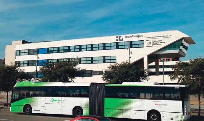 Cataluña introduce cuatro actuaciones para mejorar el transporte público en el Maresme