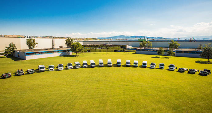 La Fiat Ducato crece de la mano del segmento Camper