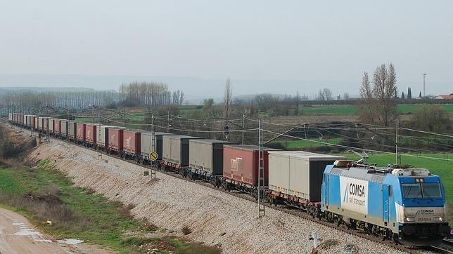 El ferrocarril sigue copando la inversión de Fomento