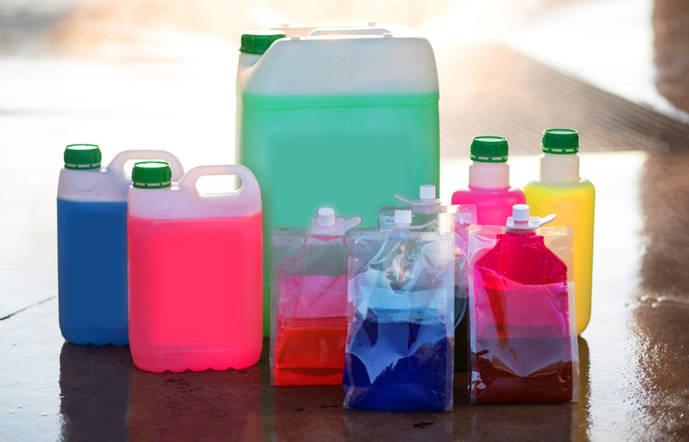 Istobal reduce el plástico utilizado en un 90%