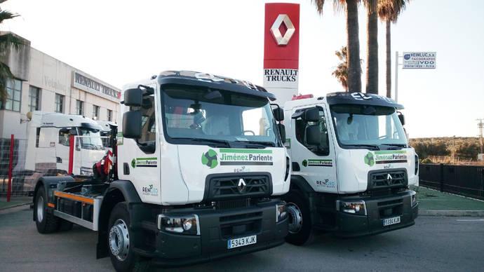 28 tractoras de la Gama C viajan a Sevilla