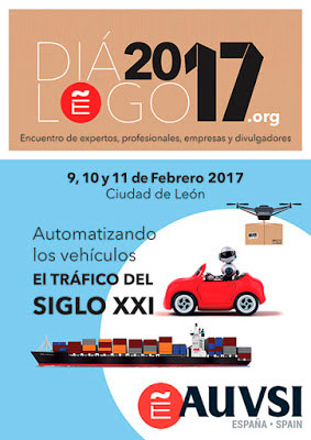 León aborda la conducción autónoma en un evento internacional