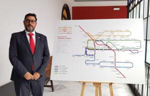 Utrera presenta su proyecto de transporte urbano