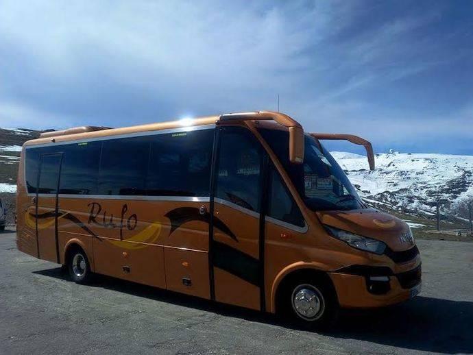 Autocares Rufo adquiere un Iveco a través de Veinbus