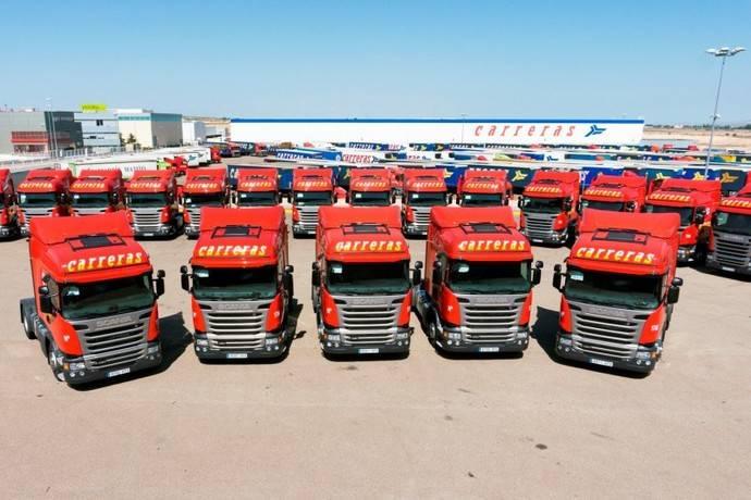 La venta de camiones inicia el año 2016 con un crecimiento del 41,3%