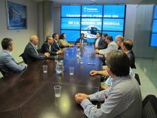 Murcia y Fenebús estudian criterios técnicos para el bono único