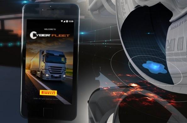 Pirelli y Geotab, unidos para reducir los costes de gestión de flotas comerciales