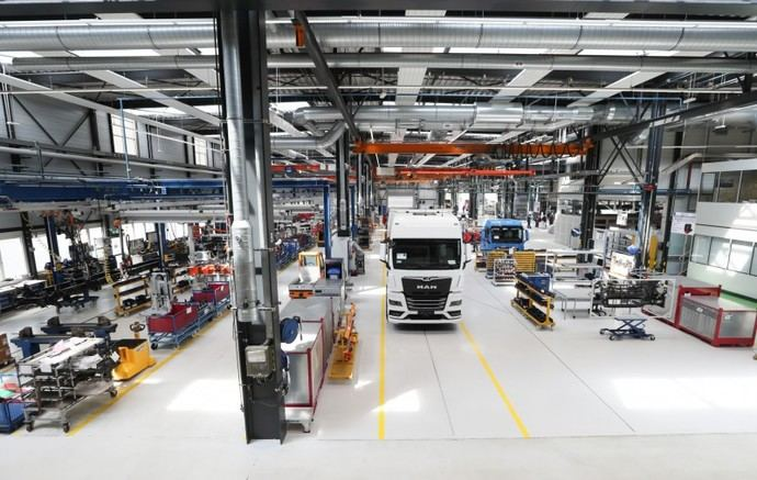 El MAN eMobility Center abre: la planta en Múnich se vuelve eléctrica