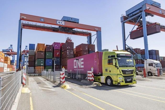 MAN y HHLA pioneros en Logística 4.0 con el proyecto 'Hamburg TruckPilot'