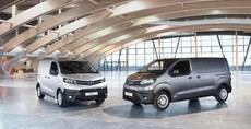 Toyota lanza la gama 2022 de Proace y Proace Electric