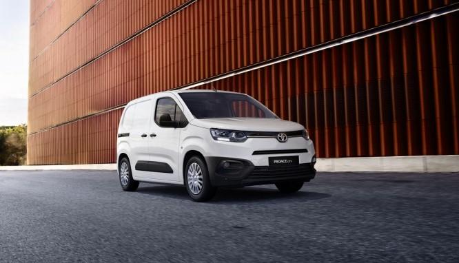 Toyota España arranca la pre-venta del Toyota Proace City
