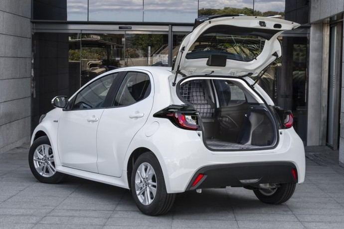 Electric Hybrid ECOVan para el 'last mile delivery'