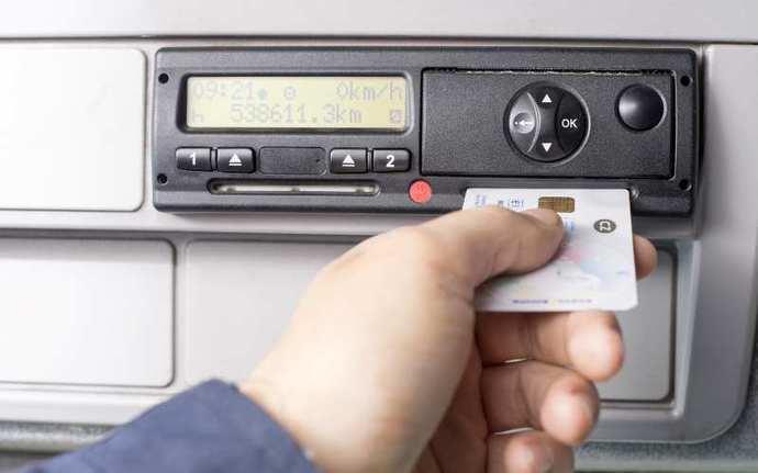 Se produce otro retraso en la fabricación de las tarjetas de tacógrafo digital