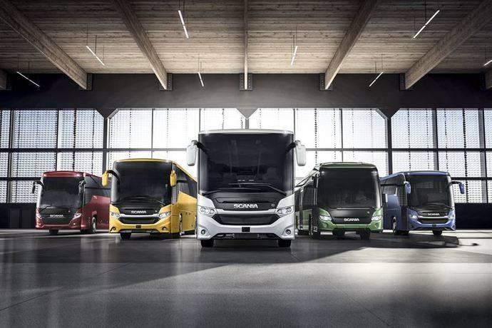 Scania refuerza su gama de autobuses y autocares de combustibles alternativos