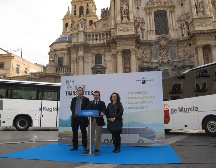 Murcia mejora la conexión de su transporte