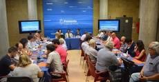 Mesa del Transporte Público de Murcia, para crear estrategia de movilidad