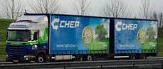 Chep contribuye a mejorar la logística con 'Transport Orchestration'