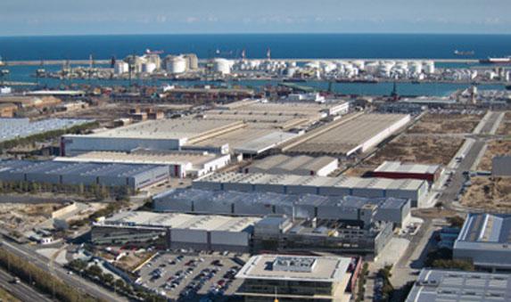 La contratación de espacio logístico en Barcelona en el primer trimestre del año roza 90.000 m²