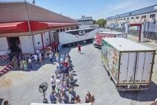 Palibex celebra su quinto aniversario con un Truck Art Project