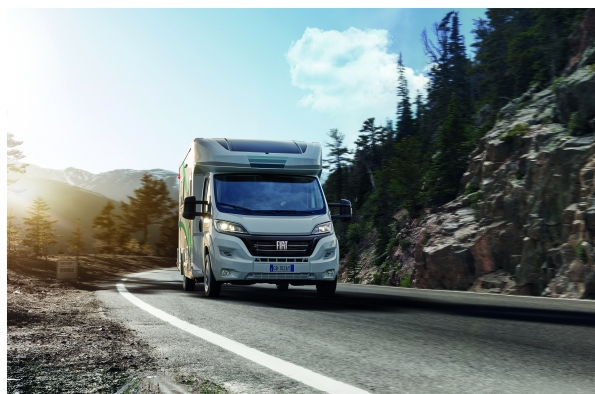 Nuevo Ducato, de Fiat: la furgoneta recreativa evoluciona con la tecnología
