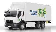 Renault Trucks firma un acuerdo histórico con Grupo Carlsberg