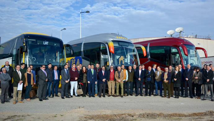Murcia tendrá nuevo mapa de transporte de viajeros, que impulsará intermodalidad