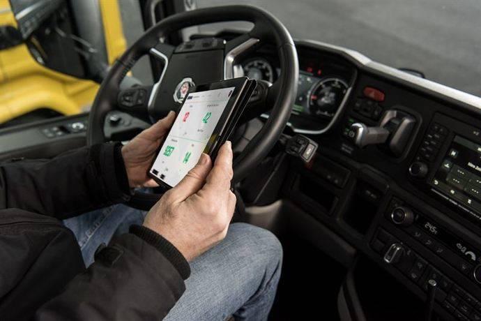 Scania One, la plataforma digital para los servicios conectados