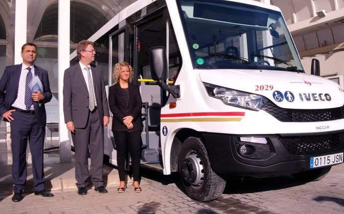 Hife confía en Indcar para ampliar su flota con seis nuevos vehículos