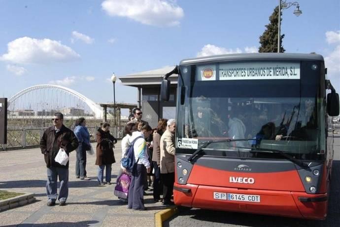 Mérida refuerza su transporte urbano en diferentes zonas de la ciudad