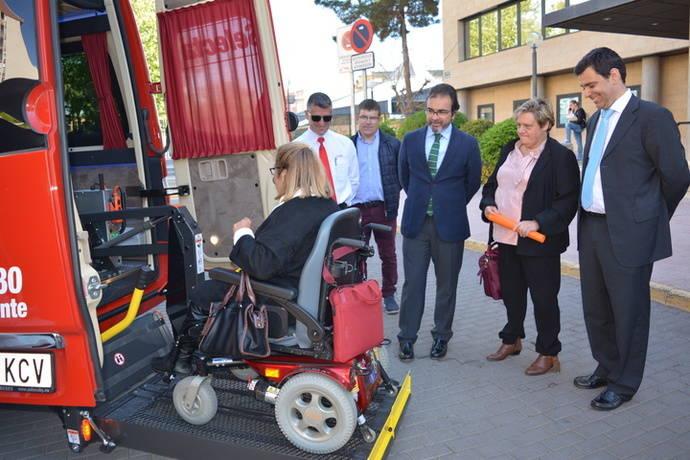 Murcia lanza ayudas para el acceso al trasporte