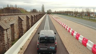Renault Kangoo Z.E y el futuro de los vehículos eléctricos