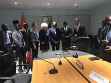 Scania entrega 450 autobuses para el transporte de Costa de Marfil