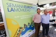 Guaguas participa en las actividades de la Semana Europea de la Movilidad