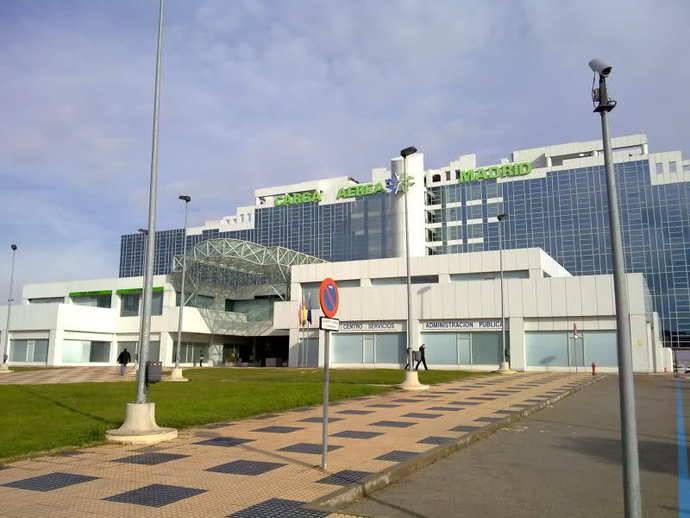 UNO pide a Aduanas volver a normalidad en el Centro de Carga Aérea de Barajas