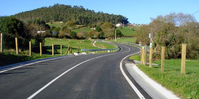 800.000 euros para la red de carreteras autonómicas de Cantabria