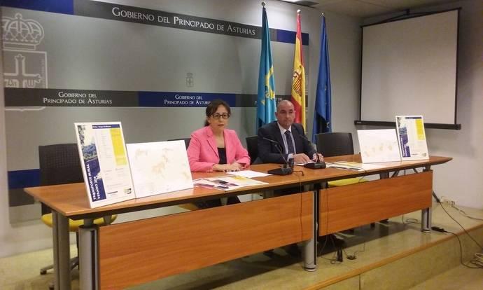 Asturias facilitará el transporte público en las zonas rurales fuera del periodo lectivo