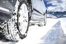 Adine aconseja neumáticos de invierno ante Filomena