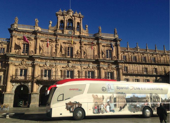 Ado Avanza promociona Salamanca