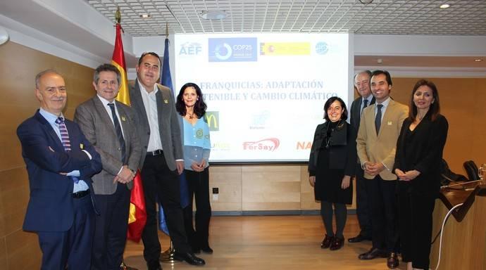 Presencia destacada de Nacex en la Cumbre del Clima Madrid 2019