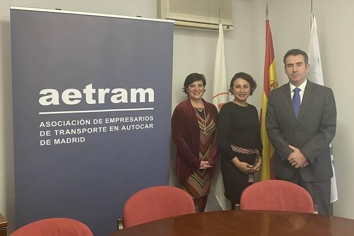 Aetram mantiene un encuentro internacional con Asosettur Perú