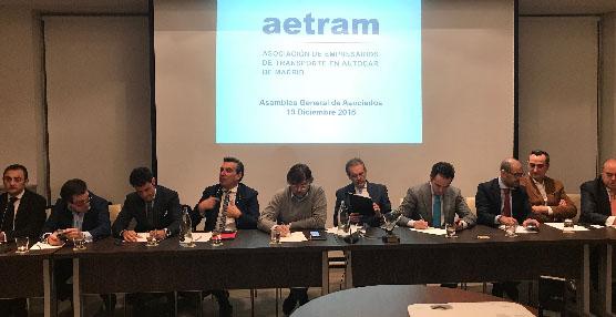 Asamblea de Aetram para dar respuesta a los problemas del Sector