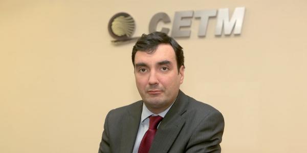 Alberto Ramírez Encinas, presidente de CETM Cisternas