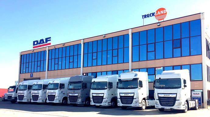 Truckland, concesionario DAF en Madrid, Segovia y Guadalajara