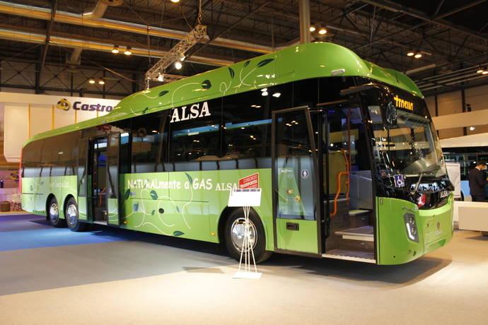 Alsa estrena, en primicia mundial, el nuevo autocar S 419 GT-HD de Setra, de 15 metros