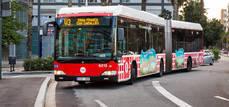La AMB amplía sus servicios de autobús por la huelga de metro de Barcelona