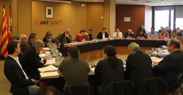 Aprobados los presupuestos del grupo AMB por 1.525 millones de euros