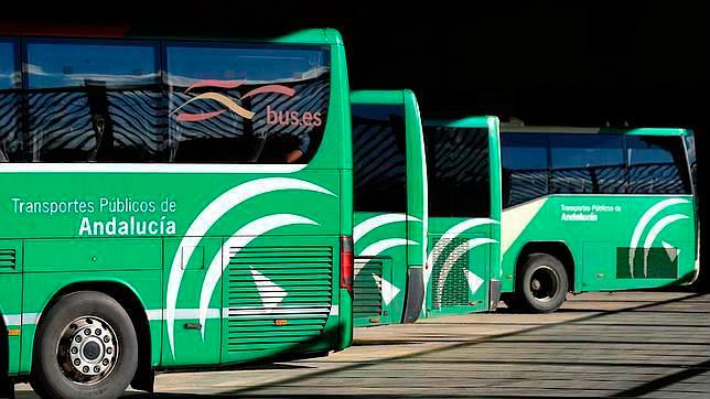 Los autobuses interurbanos, los más usados en Jaén