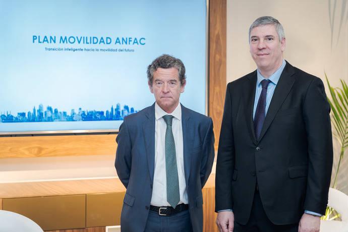 Anfac presenta a la opinión pública su plan de movilidad para garantizar un desarrollo sostenible