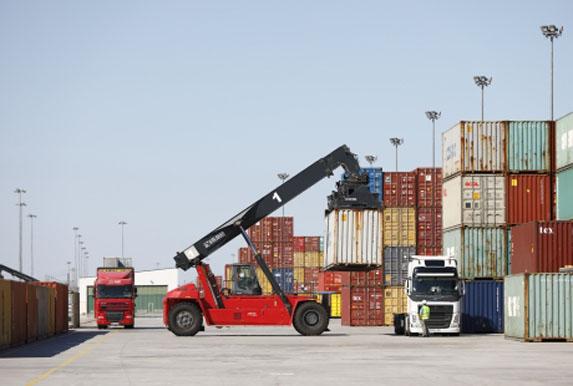 El perfil de las más de 350 empresas instaladas en Plaza es de operadores logísticos y empresas de transporte.