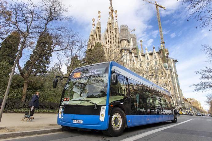 Aptis de Alstom, en el mayor contrato europeo de compra autobuses electicos